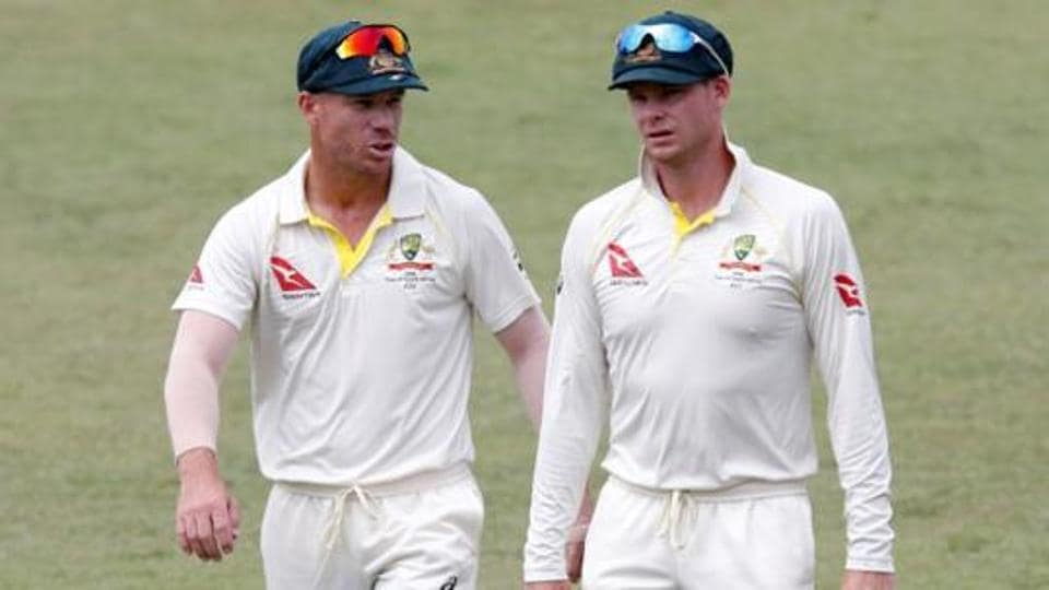 cricket australia,steve smith,david warner