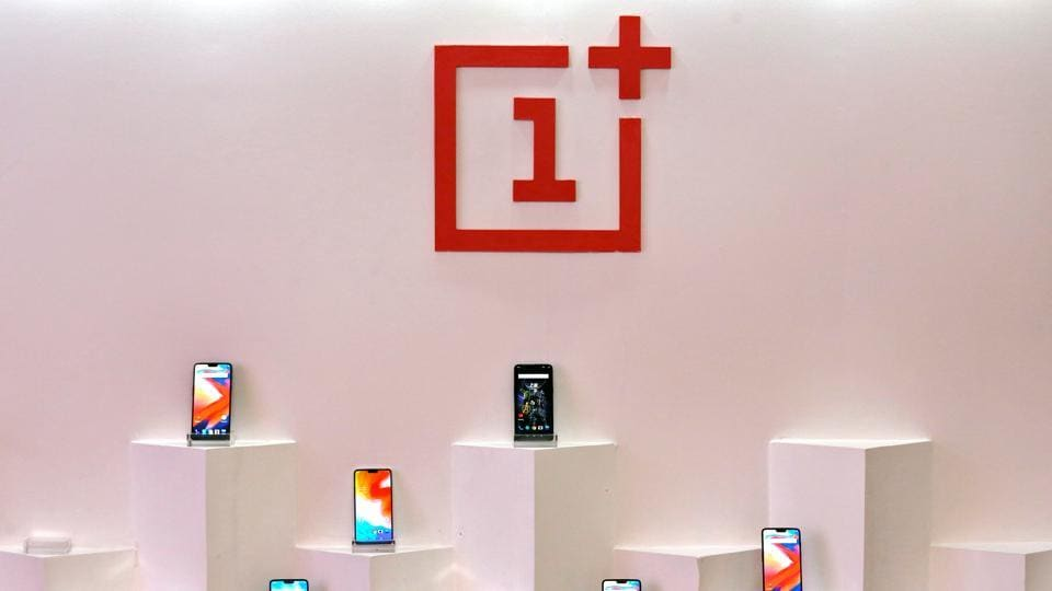 OnePlus will launch the OnePlus 6T smartphone in New York.