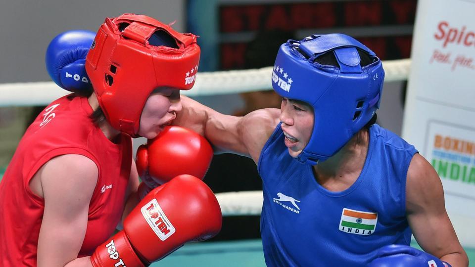 mary kom,boxing,world championships
