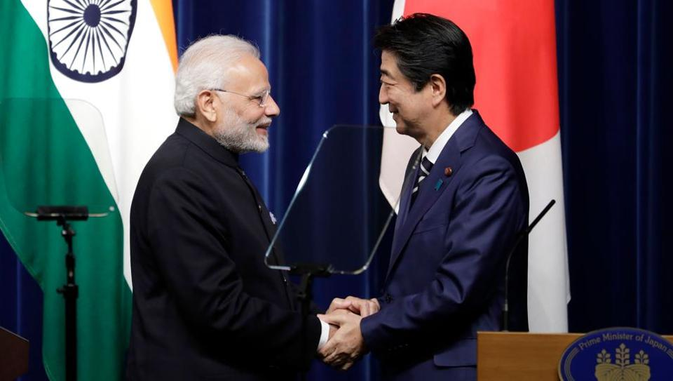 India Japan,India Japan collaboration,PM Modi