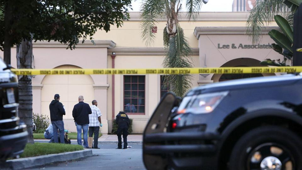 Seven people shot at in California Halloween party | world