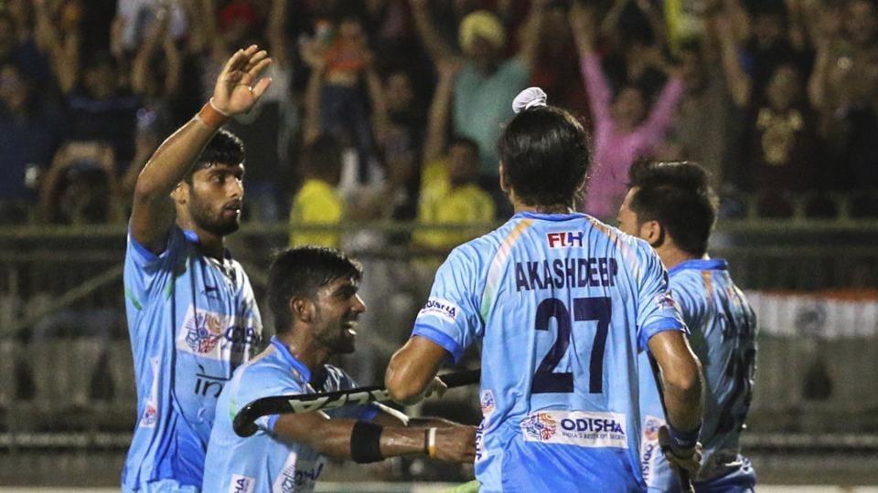Asian Champions Trophy,Hockey,India men's hockey team