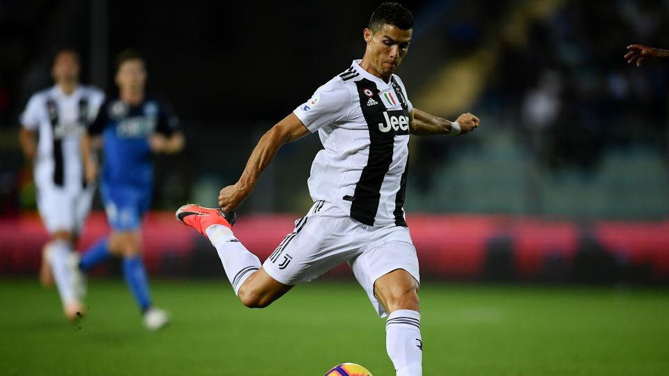 Cristiano Ronaldo signed for Juventus this season after spending nine years at Real Madrid.