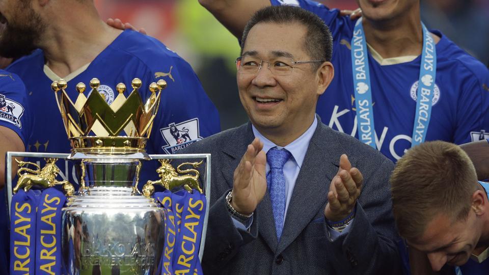 Vichai Srivaddhanaprabha,English Premier League,Premier League