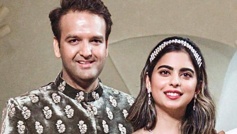 Anand Piramal and Isha Ambani have been friends for long and their families have shared a strong friendship for over four decades