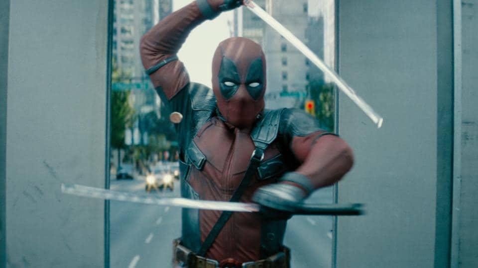 Ryan Reynolds,Deadpool,Deadpool 2