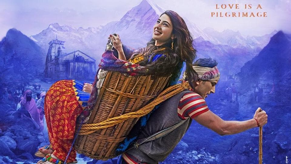 Teaser Talk: Love Birds Struck In Kedarnath Floods