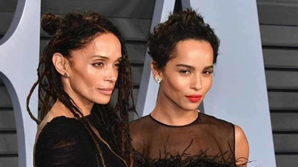 Zoe Kravitz Recreates Mom Lisa Bonet S Iconic Nude Cover 30