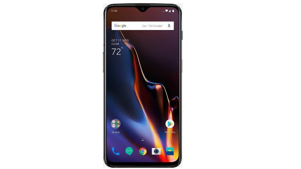 OnePlus 6T can be pre-booked via Amazon India today.