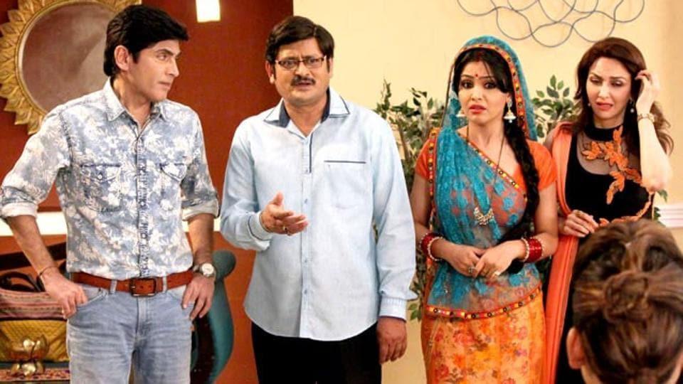 A still from popular TV show Bhabhji Ghar Par Hain!