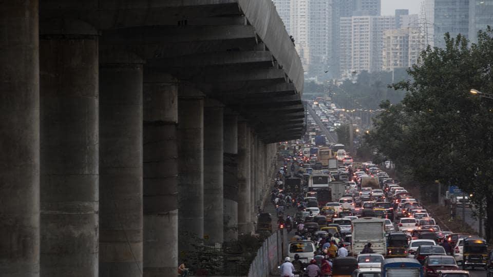 Mumbai,Maharashtra,Metro