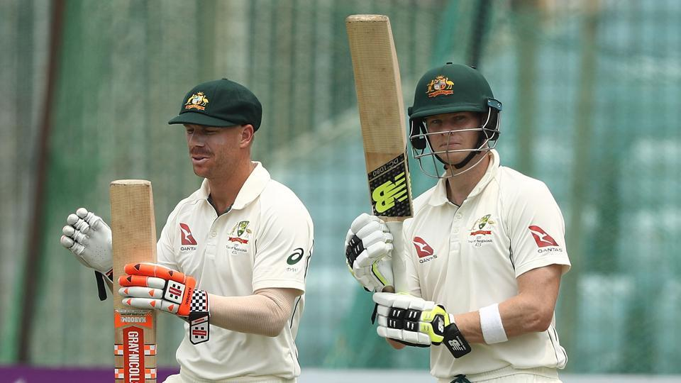 David Warner and Steve Smith have been handed a 12-month ban by Cricket Australia.