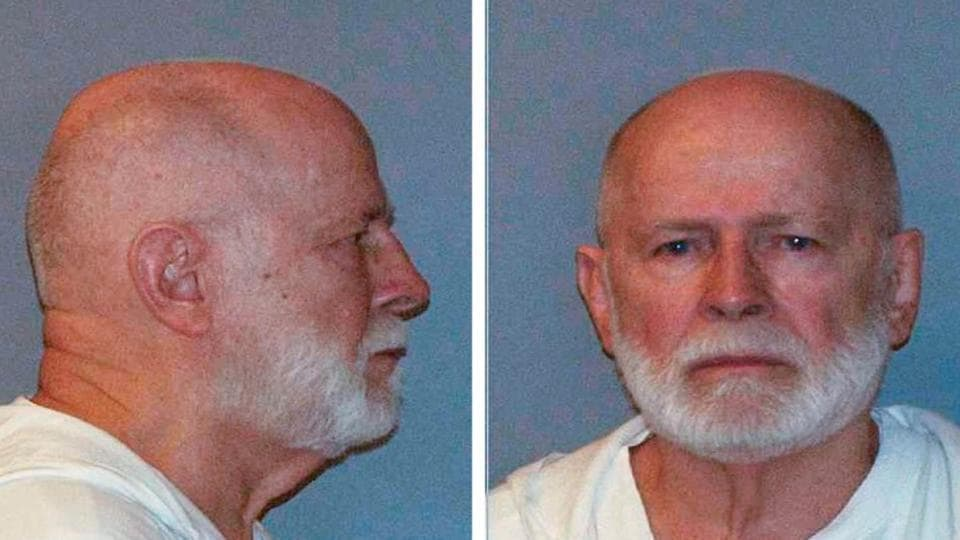 Whitey Bulger,Boston Gangster,Black Mass