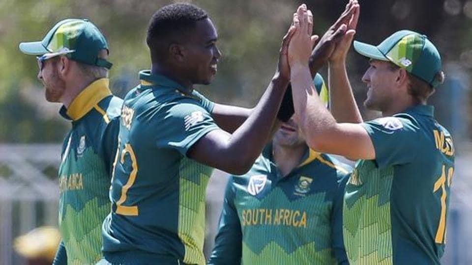 Lungi Ngidi,Aus vs SA,Australia vs South Africa