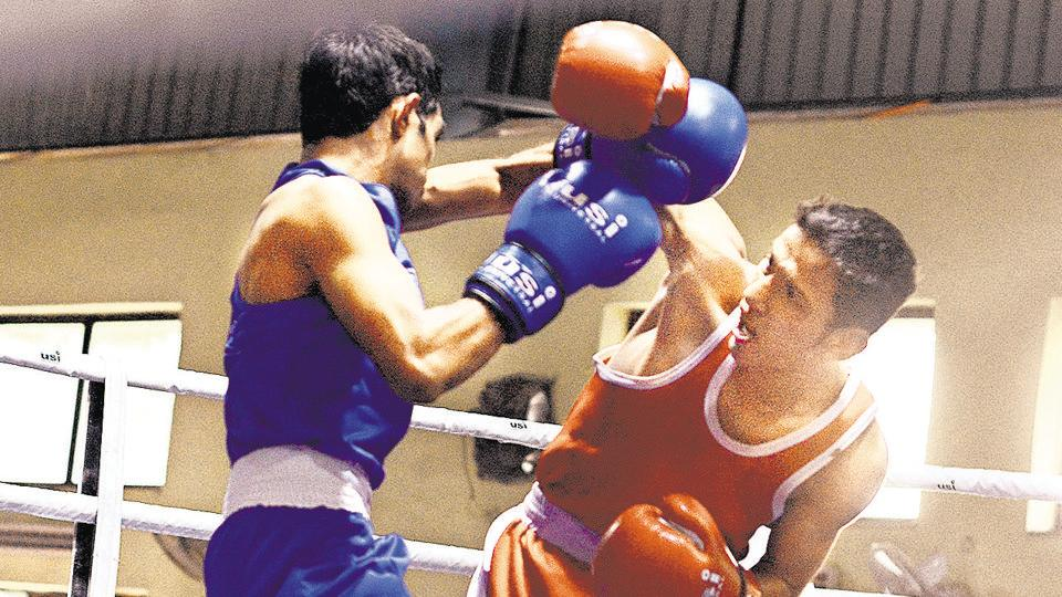 Pune,Boxing,National boxing meet
