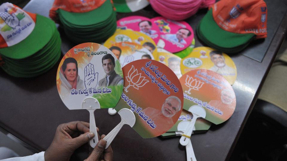 Congress,BJP,Social media