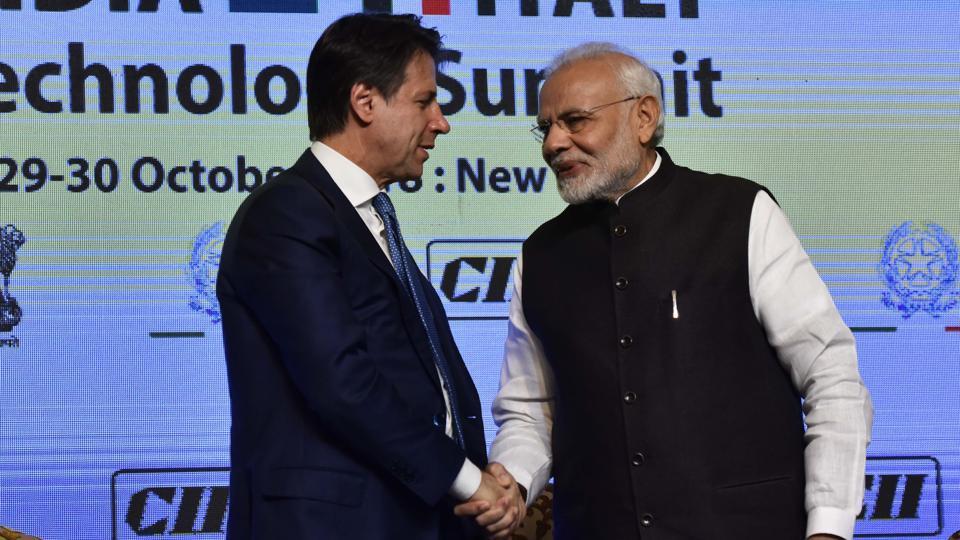 India,Italy,trade