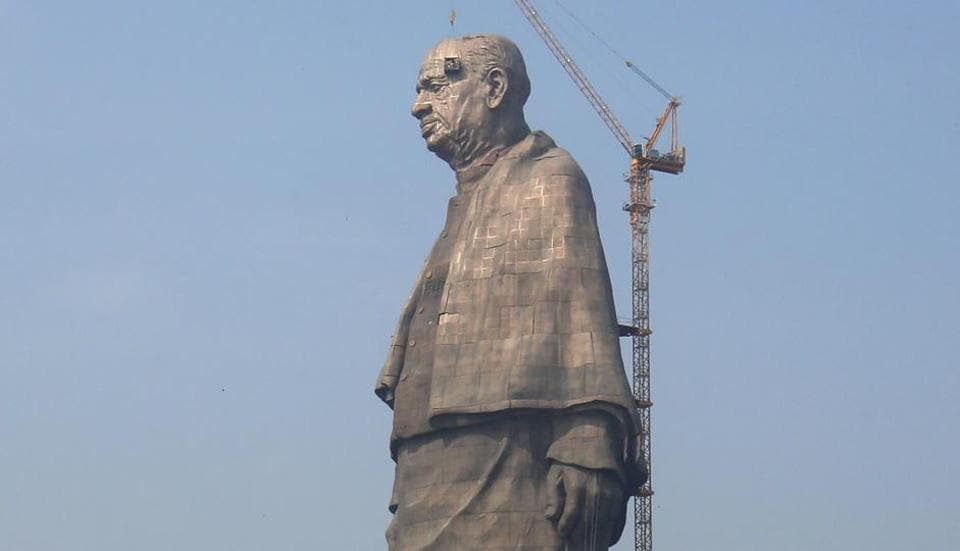 The memorial to the 'Iron Man of India' Sardar Vallabhai Patel is set to be inaugurated by Prime Minister Narendra Modi on Wednesday, five years after work began on the world's largest statue.