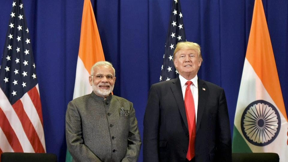 Donald Trump,Narendra Modi,Republic Day