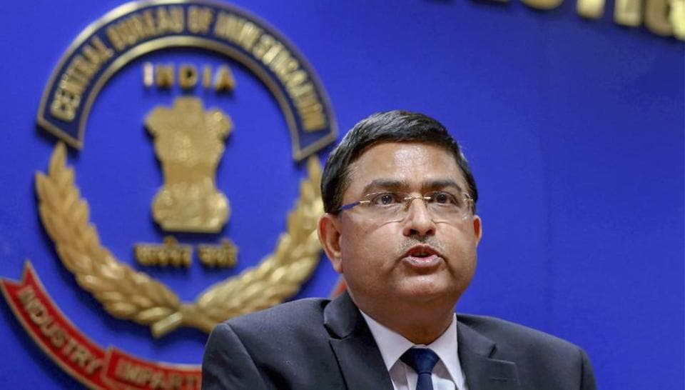 Asthana wrote to the CVC that he recommended Babu's arrest in the case in September. After the registration of the FIR against Asthana, the CBI arrested Prasad.