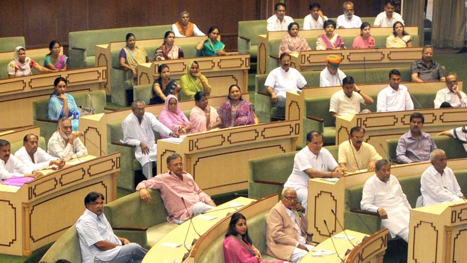 Women MLA's in Rajasthan Assembly. There are eight assembly constituencies in the state's Hadoti region from where no woman has been elected as legislator since Independence.