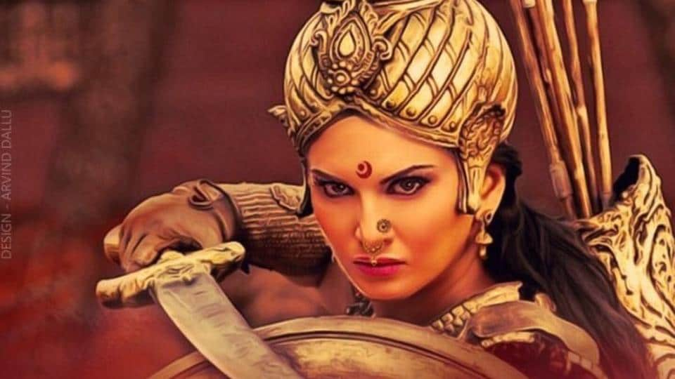 Sunny Leone's film Veeramadevi has been facing protests in Tamil Nadu and Karnataka.