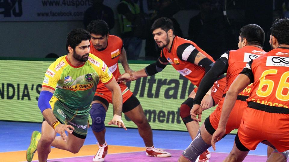 Bengaluru Bulls leap frog Patna Pirates in the Zone B table.
