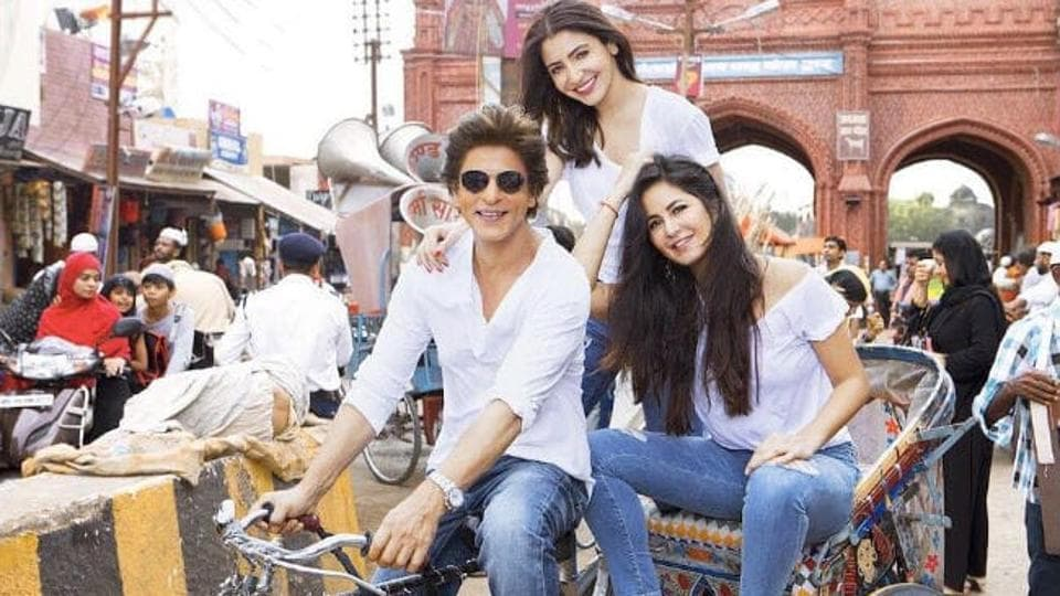 Here's why Shah Rukh Khan protected Anushka Sharma's look in Zero!
