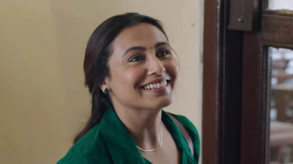 Hichki was seen as Rani Mukerji's comeback film.