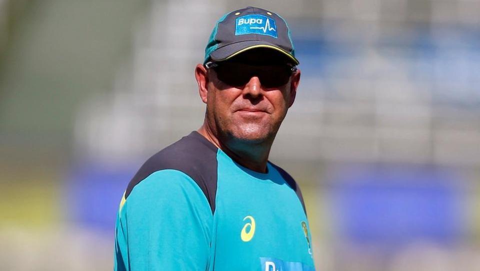 File image of former Australia coach Darren Lehmann.