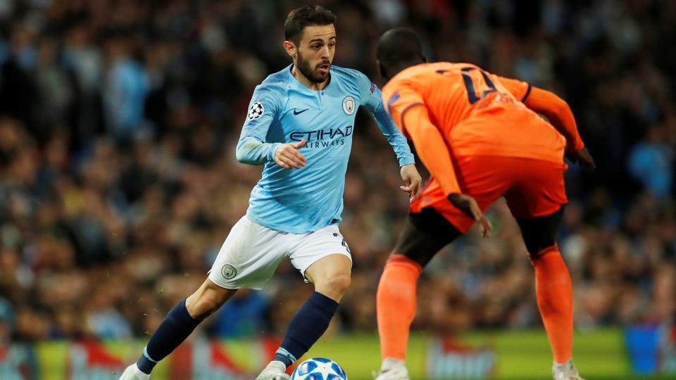 File image of Manchester City star Bernardo Silva.