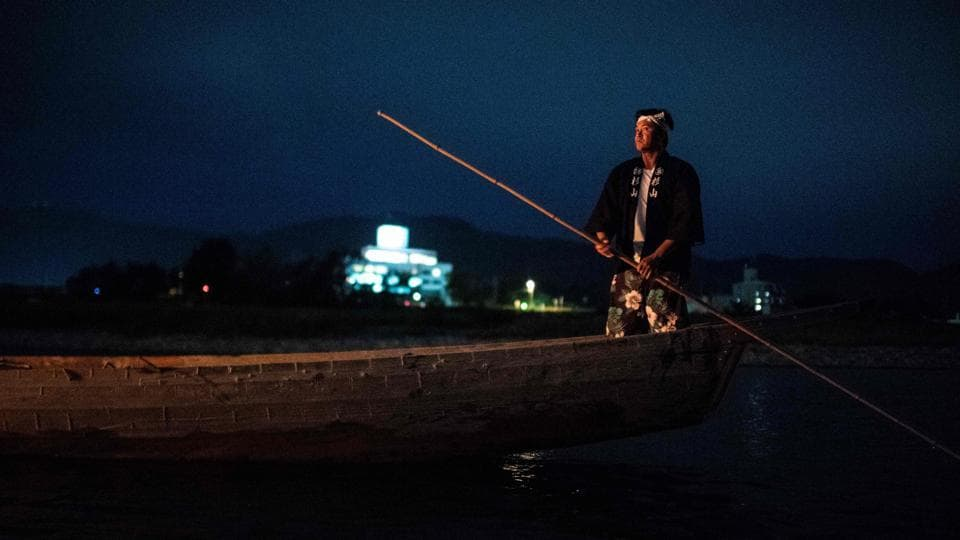 Photos Japans Usho And The Ancient Art Of Cormorant Fishing