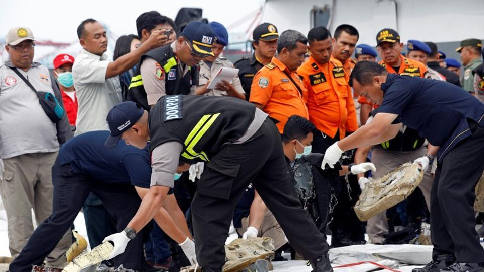 The 2-month-old Boeing 737 MAX 8 jet plunged into the Java Sea early Monday just minutes after taking off from Jakarta, killing all 189 people on board.