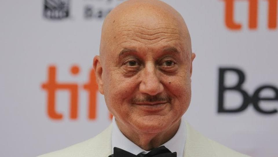 Actor Anupam Kher has resigned as the chairman of the Film and Television Institute of India (FTII). He was appointed as a chairman after Gajendra Chauhan's tenure ended. He has cited a 'busy schedule' as the reason behind his decision. (REUTERS File)