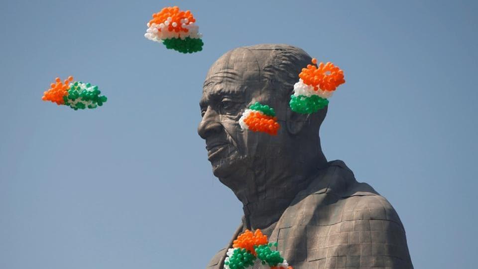statue of unity,Sardar Patel,Sardar Patel statue