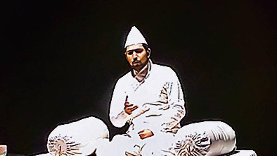 Dastangoi,Syed Sahil Agha,Dastango