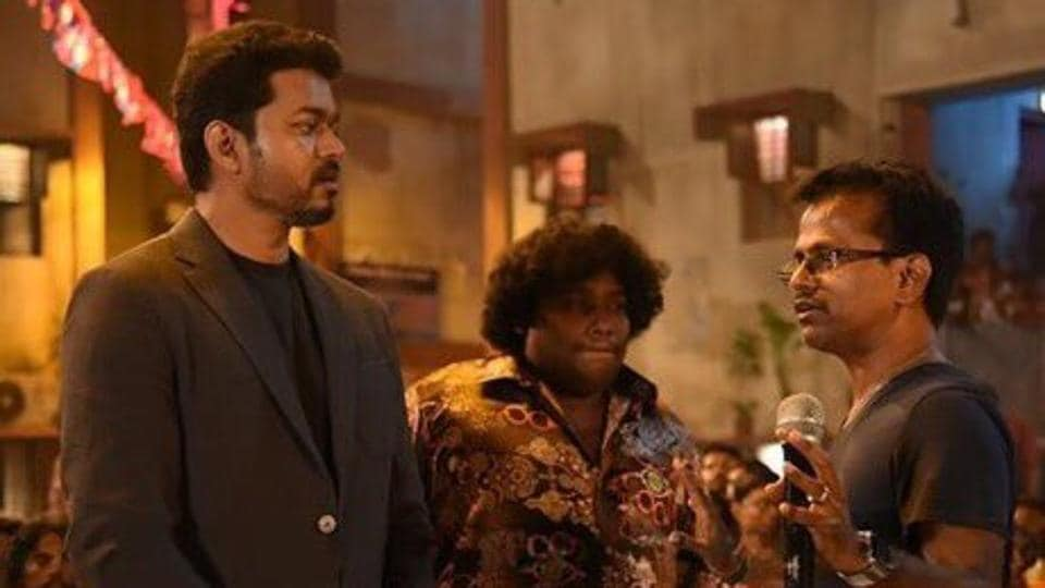 Sarkar starring Vijay and Keerthy Suresh is slated to release on November 6.