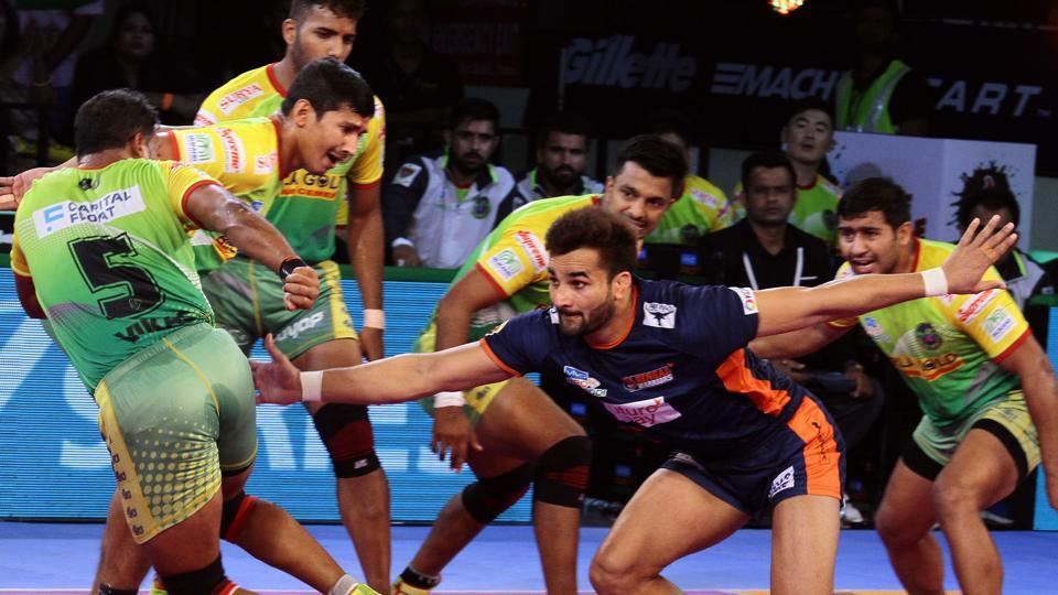 Patna Pirates are now top of the Zone B table with 23 points from 10 games.