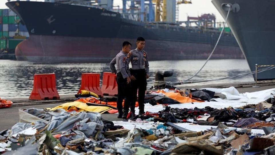 Indonesia Plane Crash,Lion Air Jakarta,Plane Crash