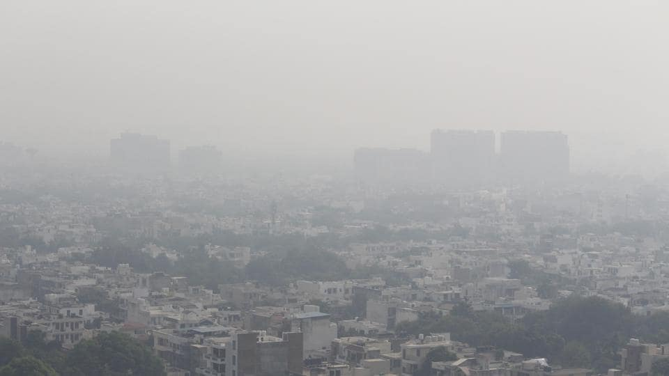air pollution,Gurugram air pollution,Gurgaon air pollution