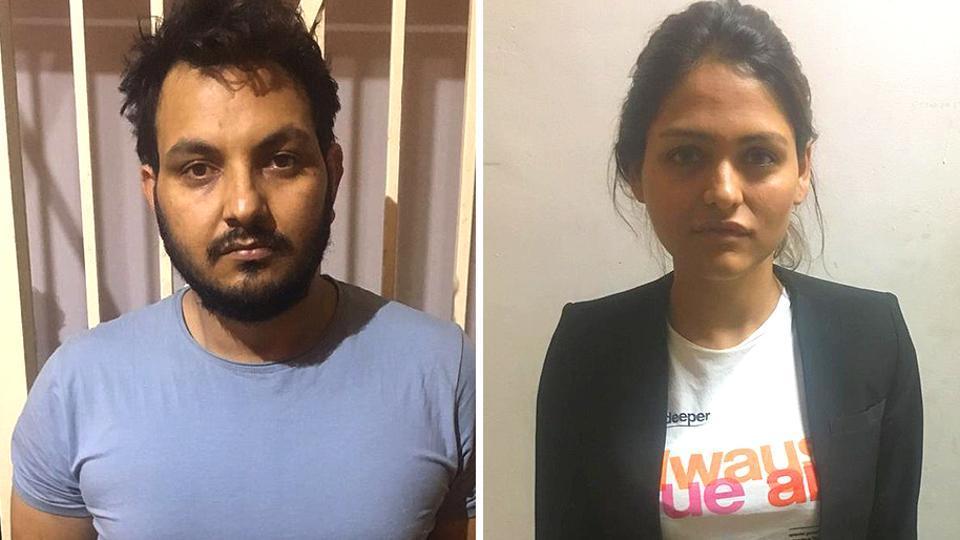 Bawana Murder Caseprimary Teacher Killedschool Shot Dead Delhi Police Have Arrested A Model