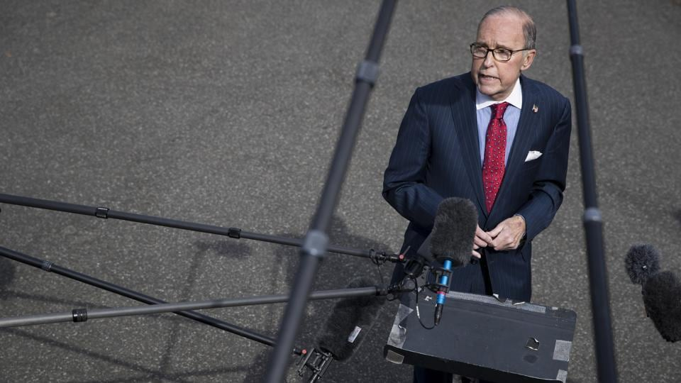 Larry Kudlow said the changes in the H-1B visas does not mean an increase in its intake.