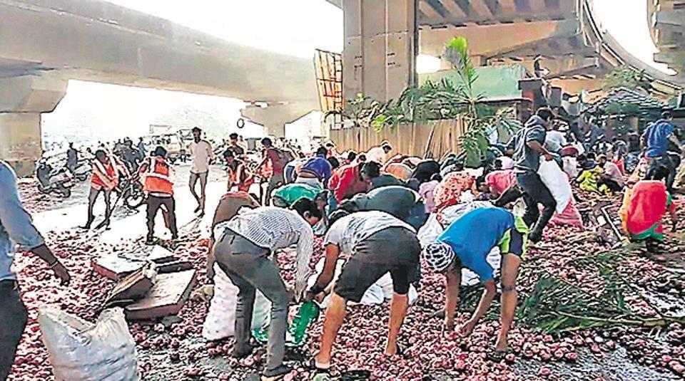 Pune,Onions,crime