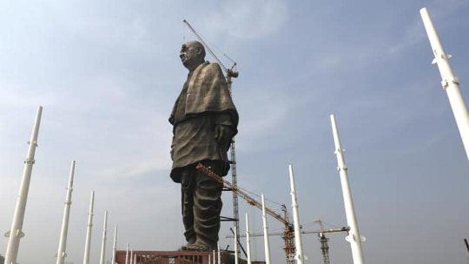 World tallest statue,Sardar Patel Statue,Sardar Patel statue