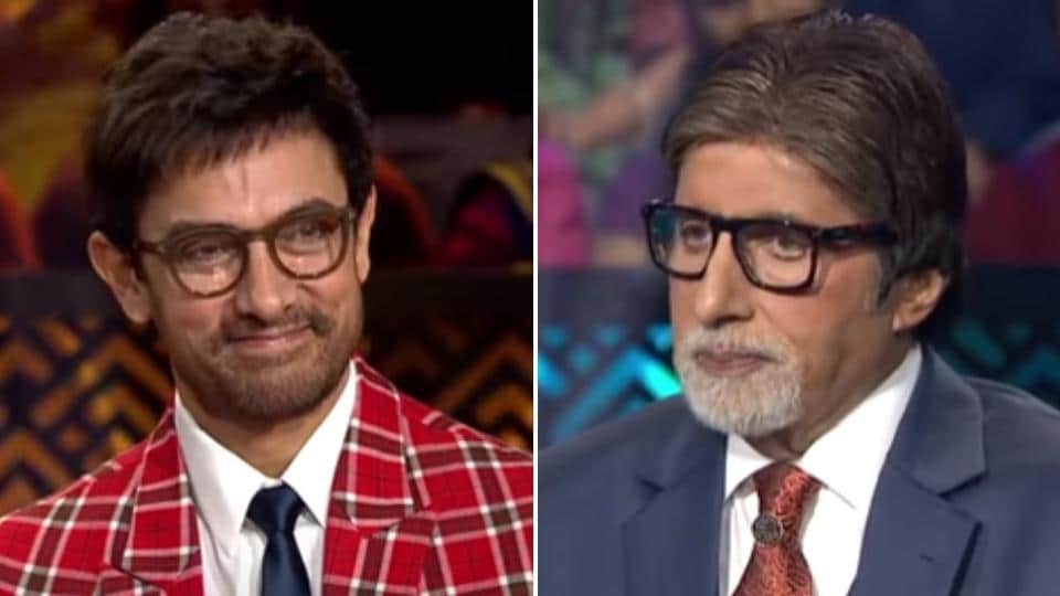 Aamir Khan,Thugs of Hindostan,Aamir Khan on KBC