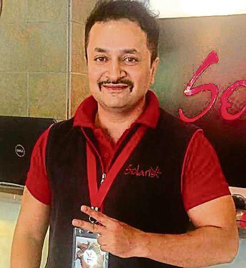 Pune,Hrishikesh Bhanushali,Solaris Sports and Fitness club