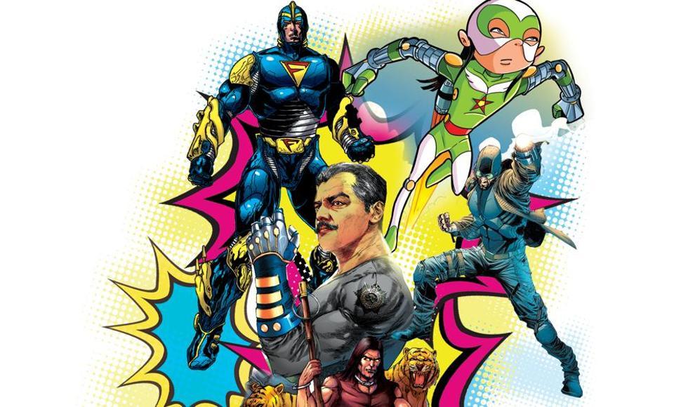 Avengers,Marvel,DC Comics