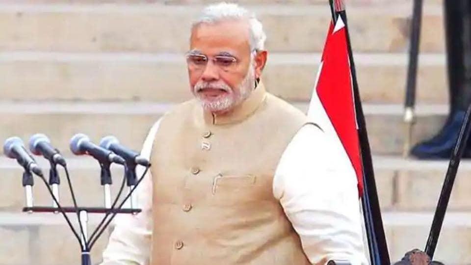 Prime Minister Narendra Modi,Narendra Modi,Narendra Modi's 'Kurta-Jacket'