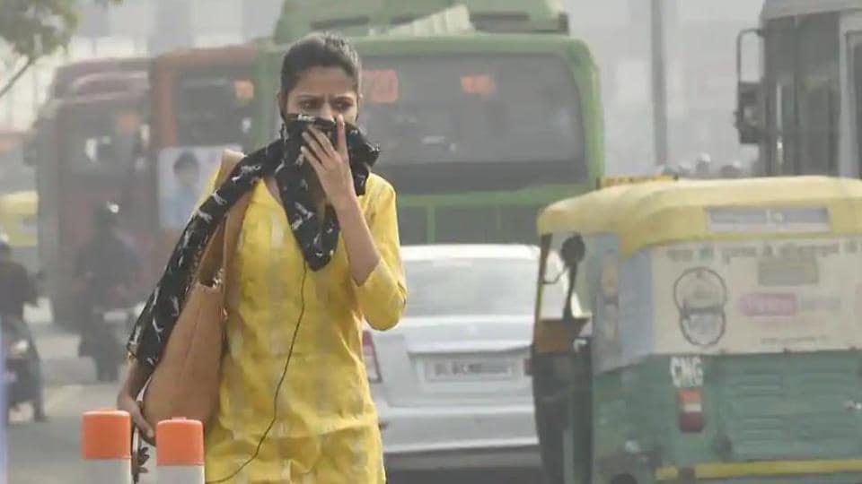 Pollution,Delhi air pollution,Masks and pollution