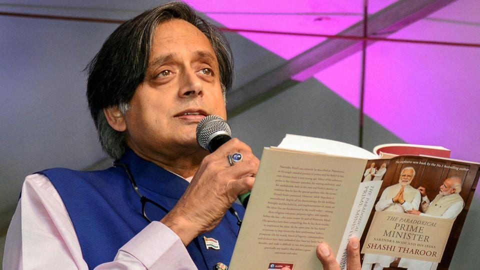 Congress,Shashi Tharoor,Narendra Modi